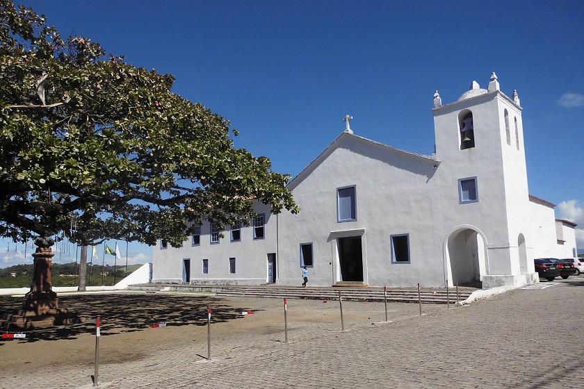 Foto: Santuário Nacional de São José de Anchieta | Iago Miranda